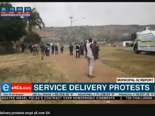 Service Delivery Protest